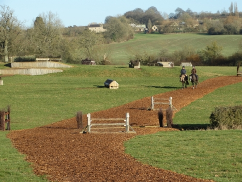 Lyneham Heath Equestrian - Cotswold XC and Arena